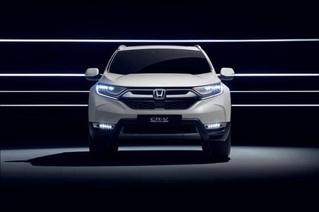 Nowa generacja Honda CR-V w elektryzującej odsłonie