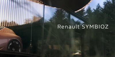 www.moj-samochod.pl - Artykuďż˝ - Renault Symbioz wizja przyszłości motoryzacji