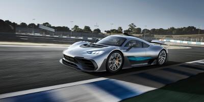 www.moj-samochod.pl - Artykuł - F1 na ulicy w nowym Mercedes AMG Project One