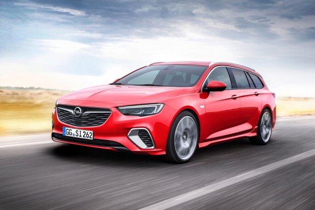 Opel Insignia GSi także w nadwoziu Sports Tourer
