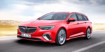www.moj-samochod.pl - Artykuďż˝ - Opel Insignia GSi także w nadwoziu Sports Tourer