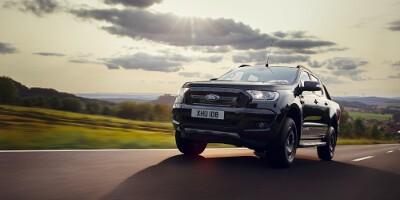 www.moj-samochod.pl - Artykuďż˝ - Premiera limitowanej serii Ford Ranger na targach IAA