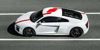 www.moj-samochod.pl - Artykuďż˝ - Czysta przyjemność z jazdy w nowym limitowanym Audi R8 V10 RWS