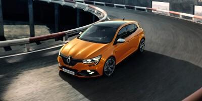 www.moj-samochod.pl - Artykuďż˝ - Nowa odsłona Renault Megane R.S. na targach IAA