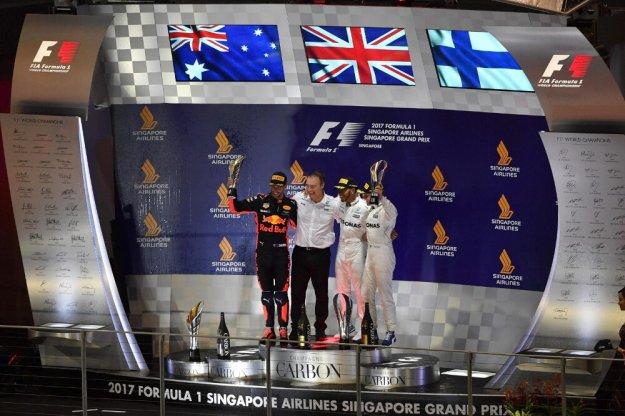 Hamilton wygrywa kolejny wyścig w F1