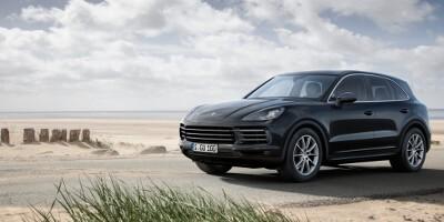 www.moj-samochod.pl - Artykuďż˝ - Trzecia generacja Porsche Cayenne już od 359 120 zł
