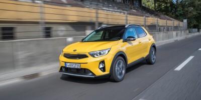 www.moj-samochod.pl - Artykuďż˝ - Nowy miejski crossover Kia Stonic już za 54 990 zł