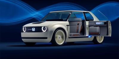 www.moj-samochod.pl - Artykuďż˝ - W pełni elektryczna Honda już w 2019 roku