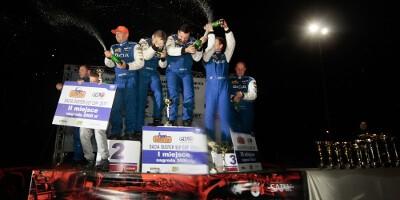 www.moj-samochod.pl - Artykuďż˝ - Pierwszy sezon Dacia Duster Elf Cup zakończony