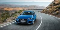 www.moj-samochod.pl - Artykuďż˝ - Nowe Audi RS4 Avant powraca ze zwiększoną mocą
