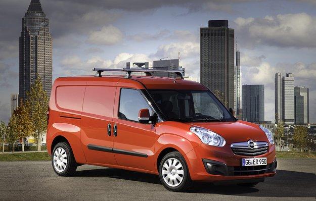 Nowy Opel Combo - Van na 108 sposobów