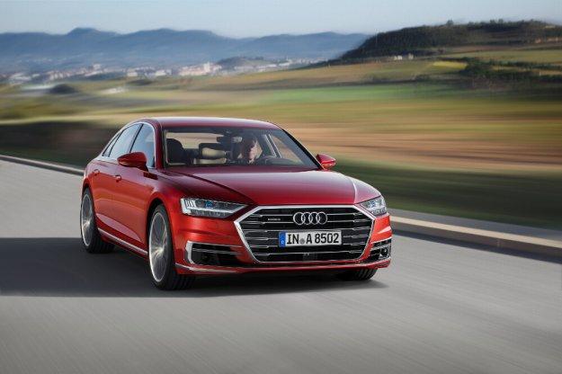 Nowe Audi A8 już w sprzedaży