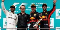 www.moj-samochod.pl - Artykuł - F1 Malezja, Varstappen wygrywa, Hamilton powiększa przewagę