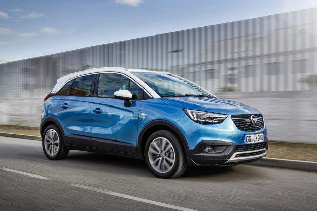 Opel Crossland X z fabryczną instalacją LPG