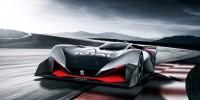 www.moj-samochod.pl - Artykuďż˝ - Peugeot L750 R Hybrid Vision Gran Turismo, 750 KM mocy