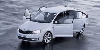 www.moj-samochod.pl - Artykuďż˝ - Nowa skoda Rapid zbliża się