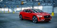www.moj-samochod.pl - Artykuďż˝ - Elektryczny koncepcyjny Jaguar I-Pace na targach Ekoflota