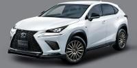 www.moj-samochod.pl - Artykuł - Lexus NX F Sport jeszcze bardziej dynamiczny wygląd