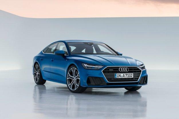 Audi A7 nowe sportowe oblicze luksusowego coupe