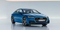 www.moj-samochod.pl - Artykuďż˝ - Audi A7 nowe sportowe oblicze luksusowego coupe