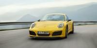 www.moj-samochod.pl - Artykuďż˝ - Nowe najlżejsze Porsche 911 Carrera T