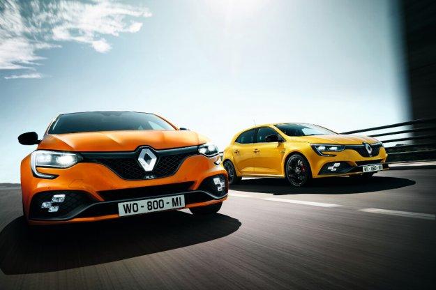 Renault Megane R.S przedpremierowo na Warsaw Moto Show