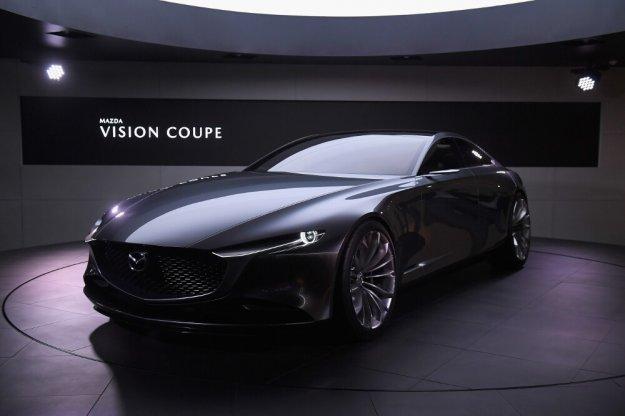 Mazda zaprezentowała kolejną generacja KODO