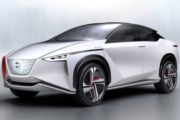 Elektryczna przyszłość marki Nissan na tarach w Tokio