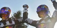 www.moj-samochod.pl - Artykuł - Sebastian Ogier po raz piąty z rzędu mistrzem WRC