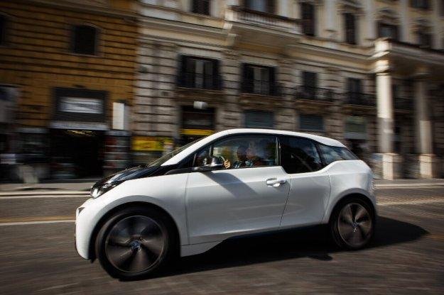 Elektryczny BMW i3 w ofercie 4Mobility