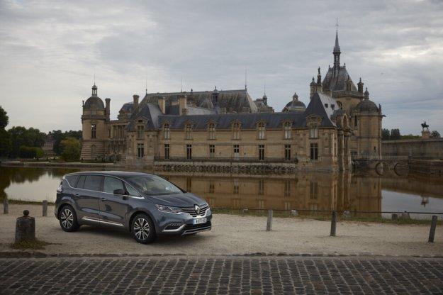 Renault Espace z nową sportową jednostką