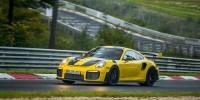 www.moj-samochod.pl - Artykuł - Porsche z nowym rekordem okrążenia na popularnym torze