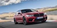 www.moj-samochod.pl - Artykuł - Nowe BMW M5 o mocy 600 KM