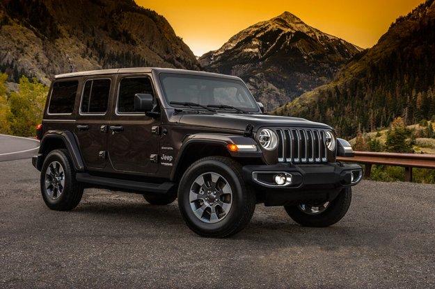 Jeep Wrangler w nowej odsłonie