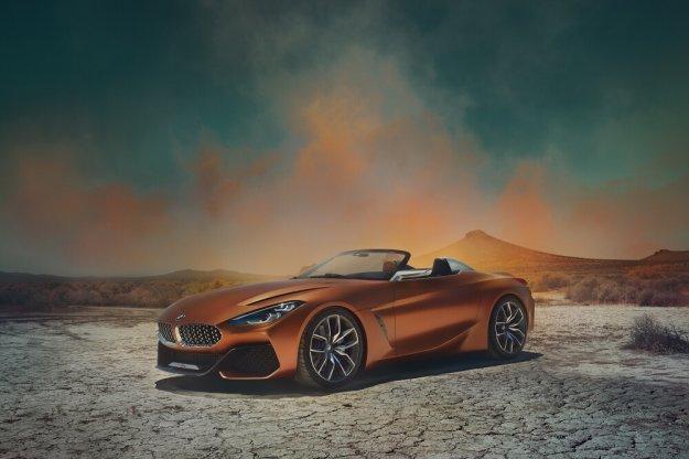 BMW zaprezentowało koncepcyjny model Z4