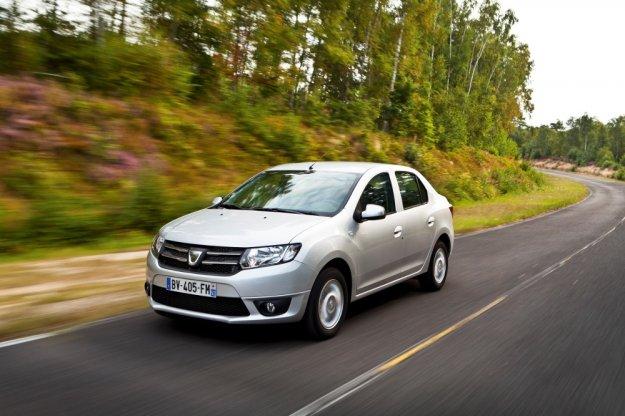 Nowa Dacia Logan i Sandero