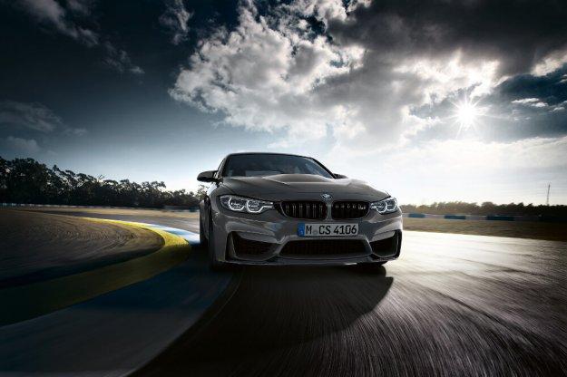 BMW M3 w limitowanej serii CS
