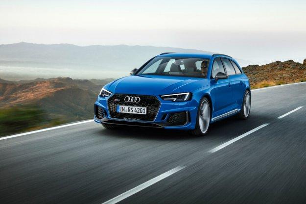 Audi RS 4 Avant już w sprzedaży