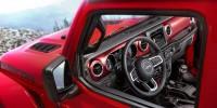 www.moj-samochod.pl - Artykuł - Wnętrze nowego Jeep Wrangler