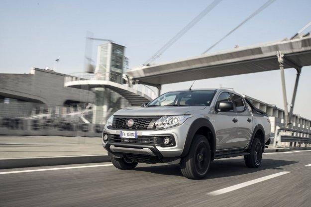 Fiat Fullback Cross Pickup nie tylko w terenowe