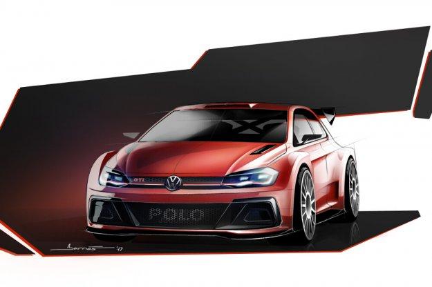 Volkswagen Polo w wersji rajdowej GTI R5