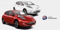 www.moj-samochod.pl - Artykuďż˝ - Nissan Leaf podczas 29 Warszawskiego Biegu Niepodległości