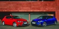www.moj-samochod.pl - Artykuďż˝ - Lexus odświeża model CT 200h