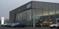 www.moj-samochod.pl - Artykuďż˝ - Audi z nowym salonem i punktem serwisowym