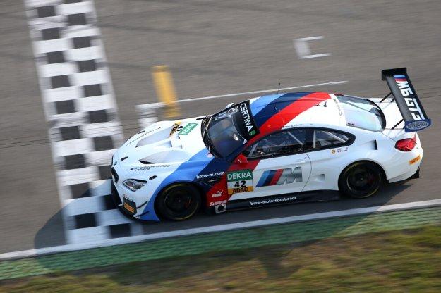 BMW M6 GT3 z pakietem Evo na sezon 2018