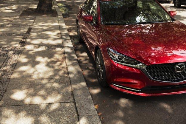 Mazda 6 w odświeżonej odsłonie w Los Angeles