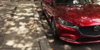www.moj-samochod.pl - Artykuł - Mazda 6 w odświeżonej odsłonie w Los Angeles