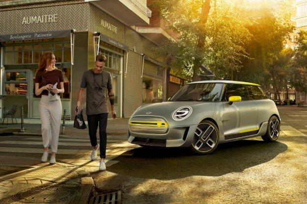 Elektryczna przyszłość marki MINI