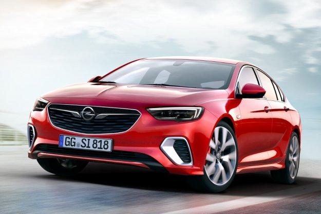 Opel Insignia GSi po raz pierwszy w Polsce