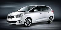 www.moj-samochod.pl - Artykuďż˝ - Kia Carens - odświerzony koreański rodzinny Van
